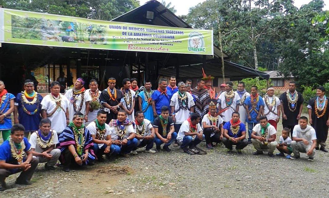 Cantos en la Noche: Resistencia Espiritual y Defensa del Territorio en la Amazonía Colombiana