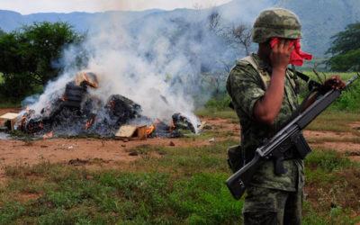 Heridas invisibles de la guerra contra las drogas: salud mental en las fuerzas armadas